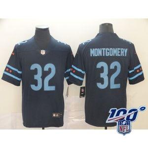 Chicago Bears David Montgomery Jersey (3)